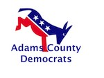 Adams County Democrats Logo
