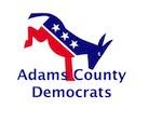 Adams County Democrats Logo