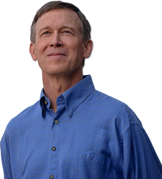 Gov. John Hickenlooper